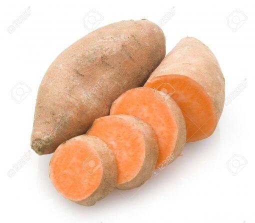 sweet potato organic sheffield