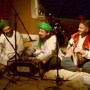 Sufi Singers Qawwalli