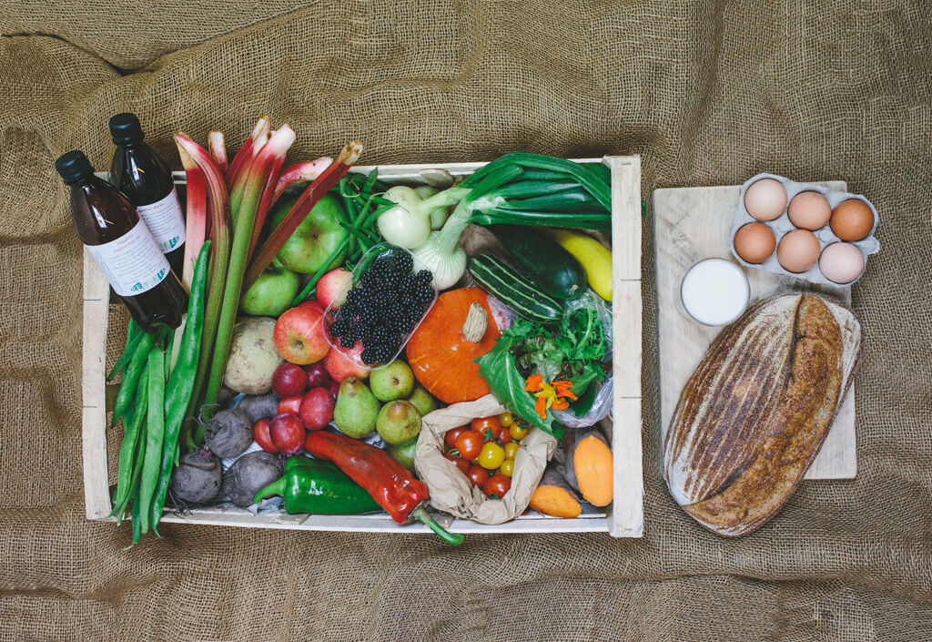 Regather Farm - Veg Box