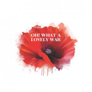 oh what a lovely war - sheffield palestine
