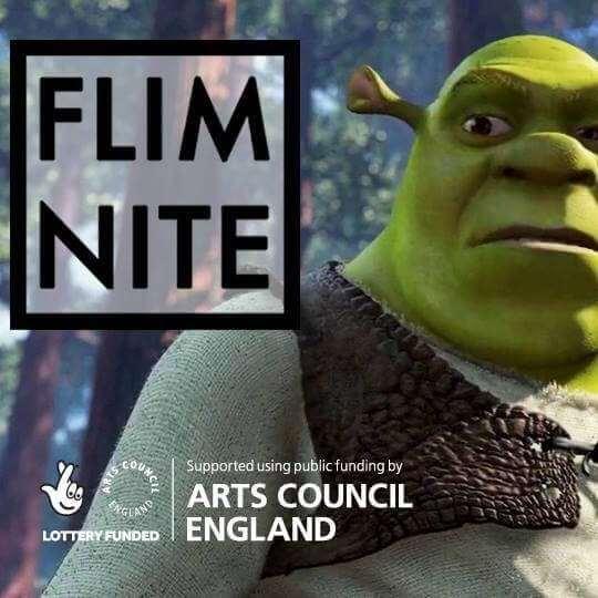 Shrek Flim Night Sheffield