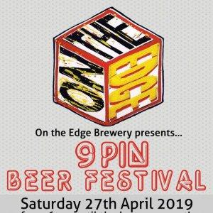 9 pin beer festival