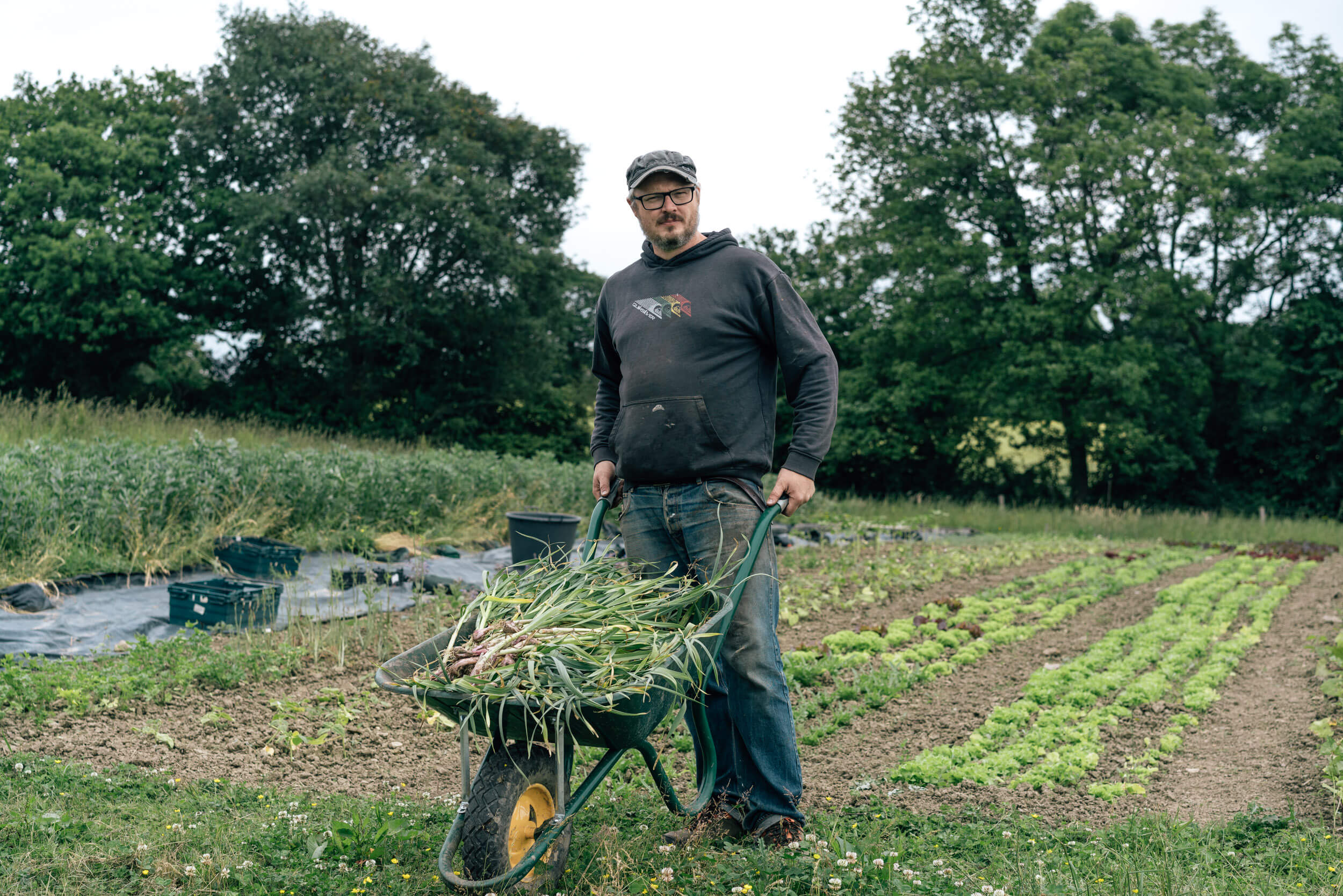 Doug Kemp, Regather Farm